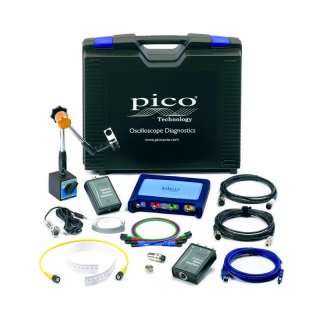NVH Diagnostics Essential Starter Kit with Opto Kit in a Carry Cas