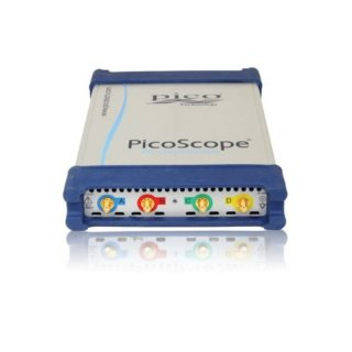 PicoScope 6407, 4-Channel High-Speed Digitizer, 1GHz, 5GS/s, Buffer: 1GS, FG+AWG
