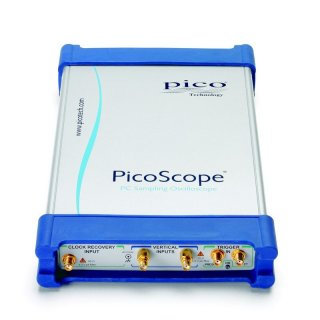 PicoScope 9302-25 Kit, 2-Channel, 25 GHz, 16 Bit Sampling Oscilloscope, Clock Recovery