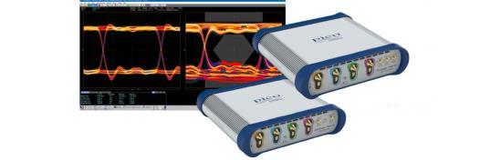4-Kanal- HF- Oszilloskope
