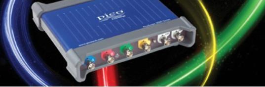 Pico 4-Kanal- USB- Oszilloskope